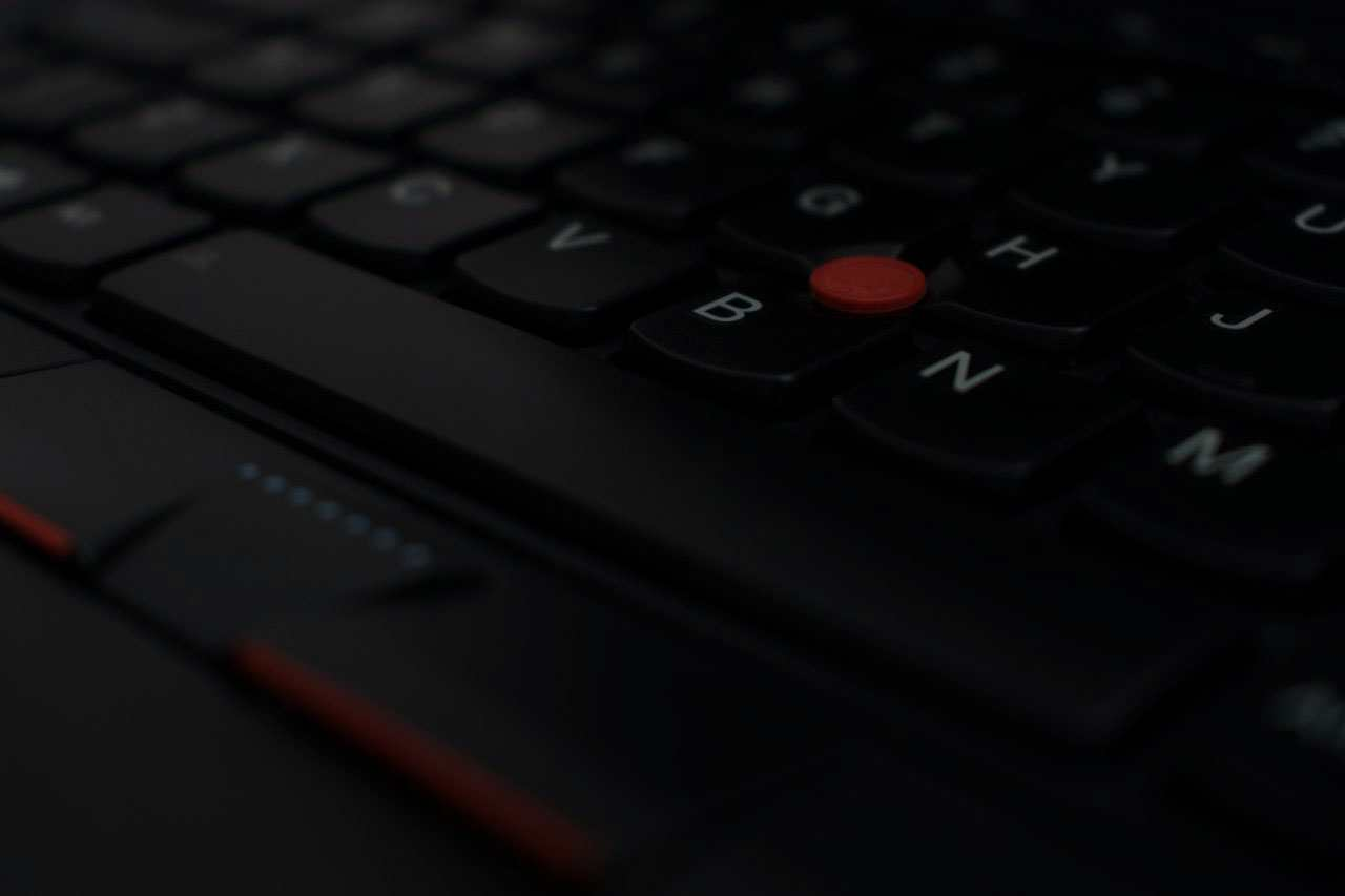 Thinkpad laptop