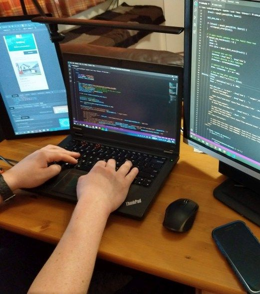 Web Site Coding